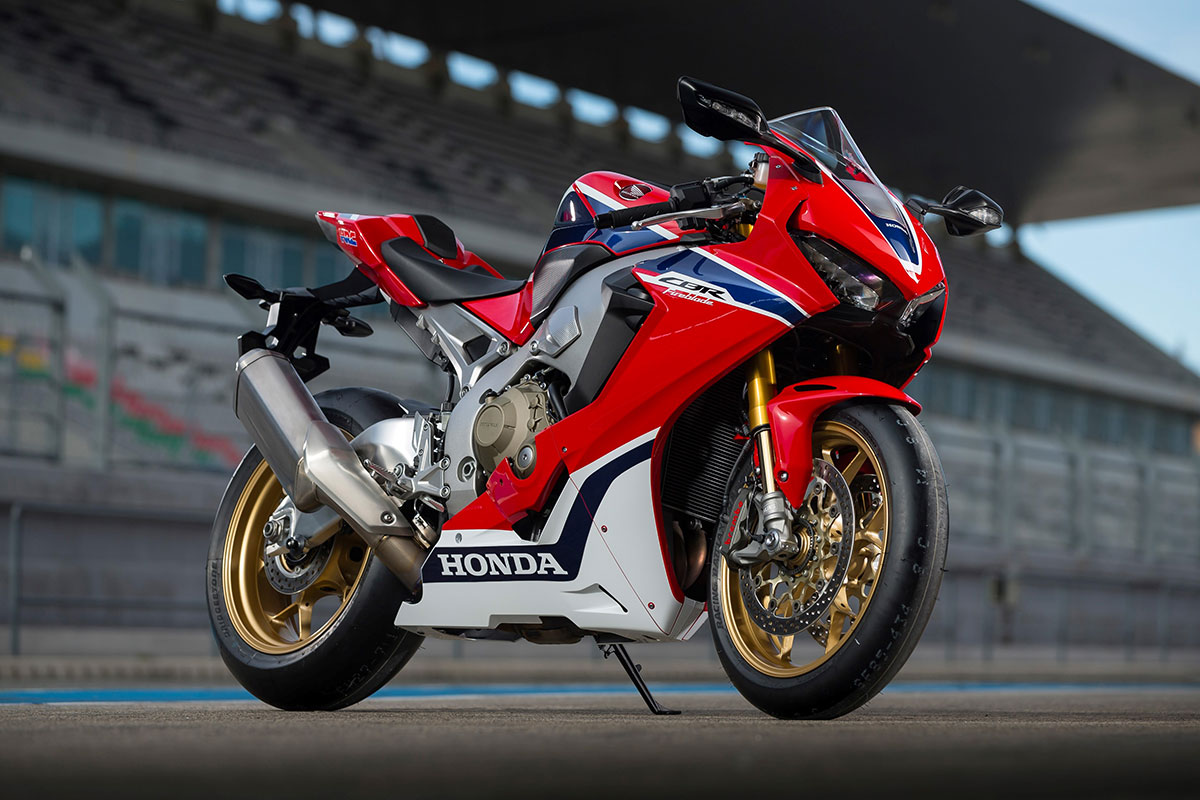 Honda CBR1000RR SP, Tersemat Teknologi Canggih DNA MotoGP