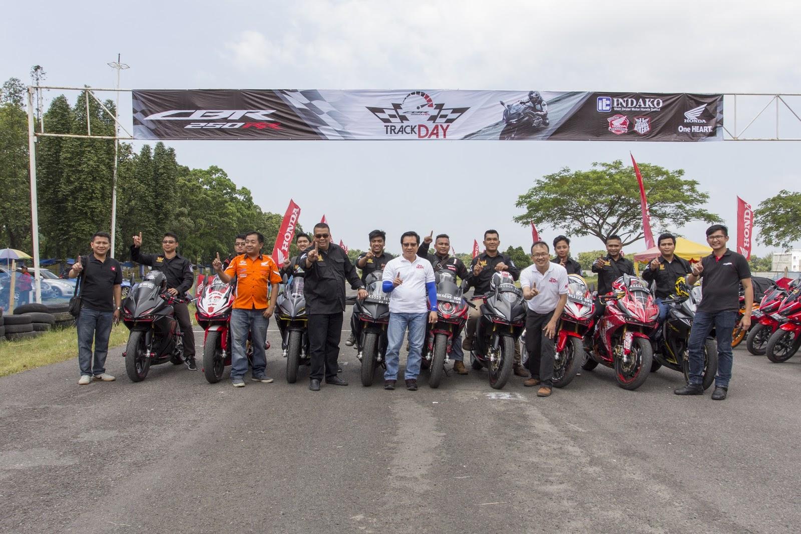 Deklarasi HCOI Medan, Dilaksanakan Di Sirkuit