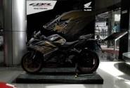 Masuki Bulan Merdeka, Motor Terbaru Honda CBR 250 RR Tampil Dengan Grafis Garuda