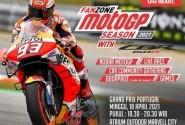 Nobar MotoGP Portugal Bersama CBR 150R