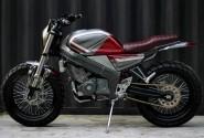 Modifikasi Honda CBR150R, Tampang Kekar Dengan Detail Sempurna