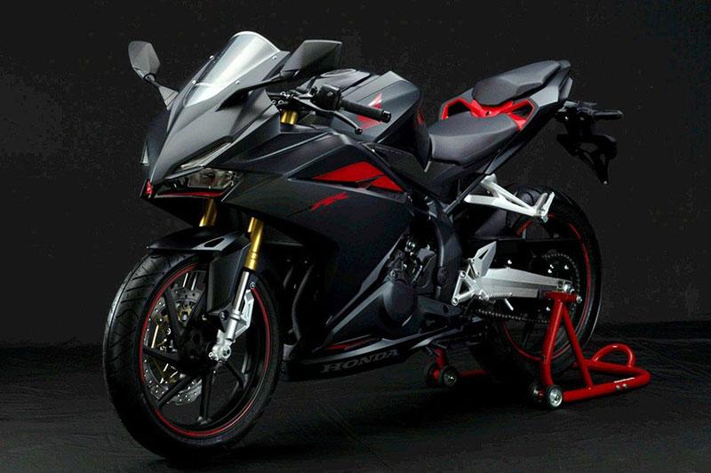 Performa dan Keindahan Desain Honda CBR250RR