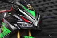 Inspirasi Modifikasi Honda CBR 250RR, Pakai Airbrush Lebih Hidup
