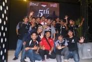 Sederhana, Perayaan HUT ke-5 CCI Region Batam Tetap Terasa Istimewa