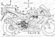 Honda Patenkan Desain Superbike Baru Penerus CBR1000RR Fireblade ?