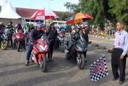Mengintip Kemeriahan Fun Race Honda 250RR di Kalimantan Selatan