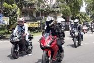 Gallery Foto Kegiatan Touring Paguyuban Honda Bikers Banda Aceh