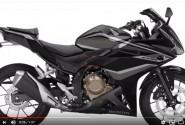 TVC Honda CBR 500R Terbaru, Kental Dengan Desain Serba Lancip