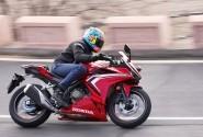 Desain Tajam dan Agresif Honda CBR500R