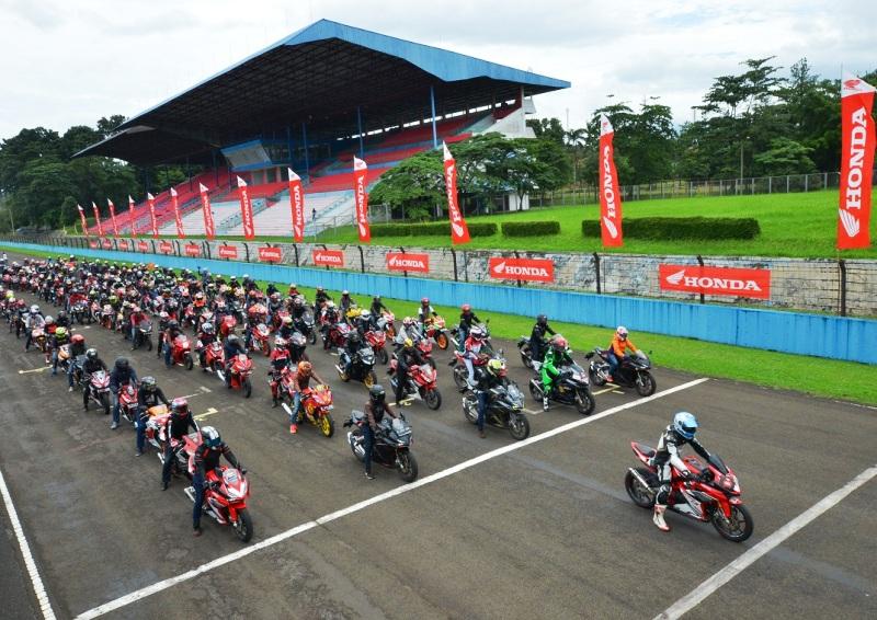 Ajang Salurkan Hobi Balap, Indonesia CBR Race Day Sukses Digelar di Sentul