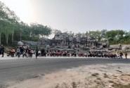 Lampung CBR Club Gelar Touring Gabungan Lanjut Nobar MotoGP Aragon