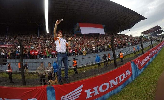 Marquez dan Pedrosa akan Uji Honda All New Honda CBR250RR di Sirkuit Sentul