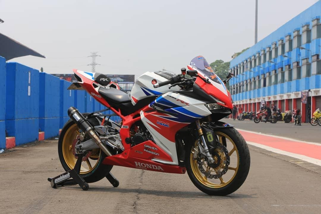 Modifikasi Honda Cbr250rr Terinspirasi Dari Cbr1000rr Sp1 2014