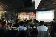 Indako Trading Coy Ajak CBR Club Medan Nonton Bareng MotoGP