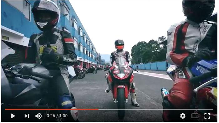 Bro, Enggak Sabar Nunggu Minggu, Mending Intip TVC CBR Race Day Dulu yuk