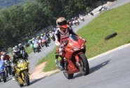 Rider Honda Community Singkawang Sukseskan Trackday 2018