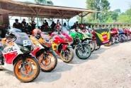 Gathering Silaturahmi Cibubur CBR Riders Menuju Kebersamaan dan Kekeluargaan
