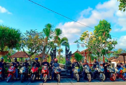 Chill and Ride with CBR250RR Bali