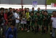 Inilah Juara Ketupat Futsal Community di Wilayah Kalimantan