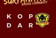 Kopdar CSMR bareng Suryanation Bikers Community