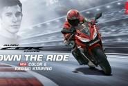 Foto Honda CBR150R, Andalannya Marc Marquez